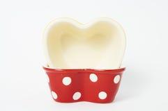 Corazón dentro fotografía de archivo libre de regalías