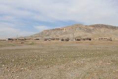 Corazón en Afganistán fotografía de archivo