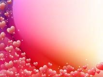 Corazón encantador Fotos de archivo libres de regalías