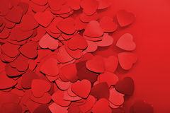 Corazón-fondo Imagenes de archivo