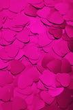 Corazón-fondo Imagen de archivo