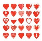 Corazón lindo Fotografía de archivo libre de regalías