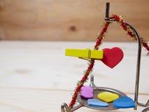 Corazón mi amor Foto de archivo libre de regalías