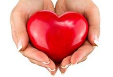 Corazón para usted Imagenes de archivo