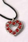 Corazón pedregoso Foto de archivo libre de regalías