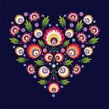 Corazón popular polaco libre illustration