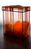 Corazón que brilla intensamente Foto de archivo libre de regalías