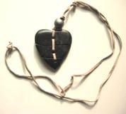Corazón reparado fotos de archivo