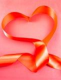 Corazón rojo Fotos de archivo libres de regalías