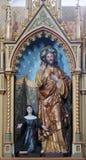 Corazón sagrado de Jesús imagen de archivo