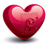 Corazón seguro libre illustration