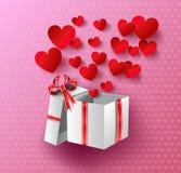 Corazón Sticker Imagen de archivo