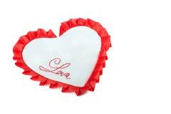 Corazón suave Imagen de archivo
