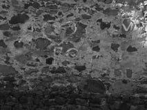 Corazón y piedra Fotos de archivo