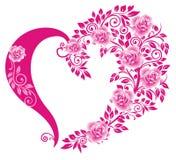 Corazón decorativo Imagen de archivo
