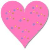 Corazón-en 002 Imagen de archivo libre de regalías