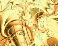 Corazones de Grunge ilustración del vector