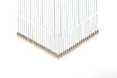 Corazones de repuesto para una pluma Foto de archivo
