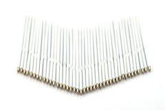 Corazones de repuesto para una pluma Fotografía de archivo libre de regalías