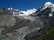 Corbassiere Glacier, CH Royalty Free Stock Photo