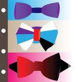 Corbatas de lazo, recogidas en el álbum Fotos de archivo libres de regalías