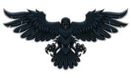 corbeau Image libre de droits