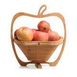Corbeille de fruits image libre de droits