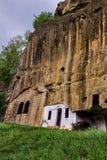 Corbi Monastery Stock Image