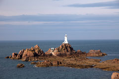 Corbiere Lighthouse Stock Photography