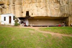 Corbii de Piatra monastery Royalty Free Stock Photography