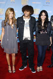 Corbin Bleu, Vanessa Hudgens i Ashley Tisdale, Zdjęcie Royalty Free