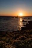 Corbière Lighthouse Stock Images