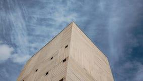Corbusier taköverkant Royaltyfri Foto
