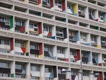 Corbusierhaus柏林 库存图片