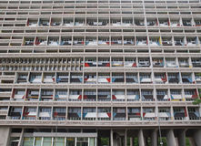 Corbusierhaus Берлин Стоковая Фотография RF