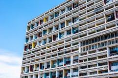 Corbusierhaus stock foto