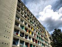 Corbusierhaus, Berlijn royalty-vrije stock fotografie