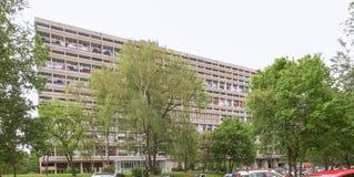 Corbusierhaus Berlijn royalty-vrije stock foto