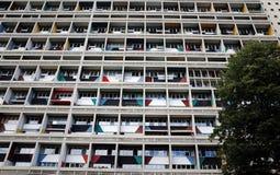 Corbusierhaus Berlijn stock foto