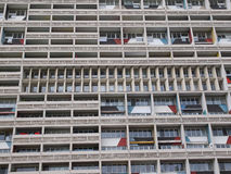 Corbusierhaus Berlin royaltyfria foton