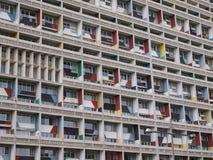 Corbusierhaus Berlin Stock Images