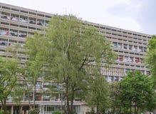Corbusierhaus Berlin Stock Photo