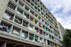 Corbusierhaus Berlin Royalty Free Stock Photos