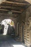 Corchiano (Италия) Стоковое фото RF