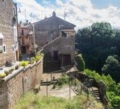 Corchiano (Италия) Стоковое Изображение