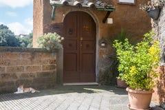 Corchiano (Itália) Fotos de Stock Royalty Free