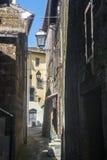 Corchiano (Itália) Foto de Stock Royalty Free