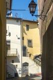 Corchiano (Italia) Fotografie Stock