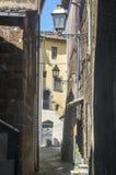 Corchiano (Italia) imagen de archivo libre de regalías