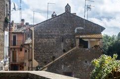 Corchiano (Italia) Imagen de archivo